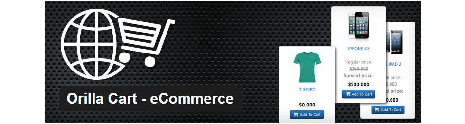 Orilla Cart - eCommerce