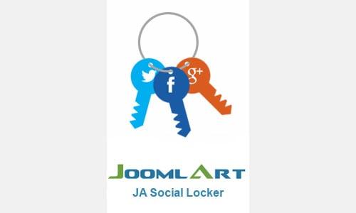 social locker module