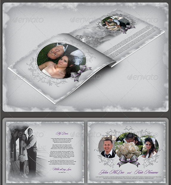 Wedding Album Design Template - 57+ Free PSD, InDesign Format ...