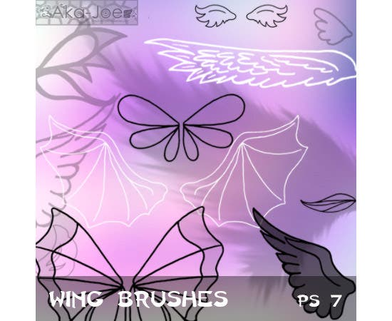 wing brushes