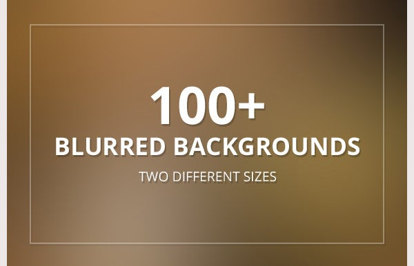 110 Blurred Background Bundle
