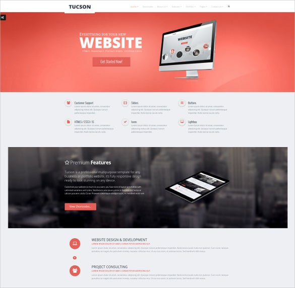 Professional Website Templates Free Download: 27+ Google Website Themes & Templates