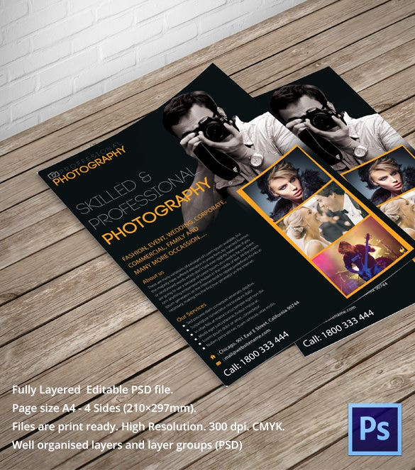 photography_flyer
