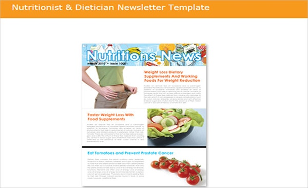 nutritionist dietician