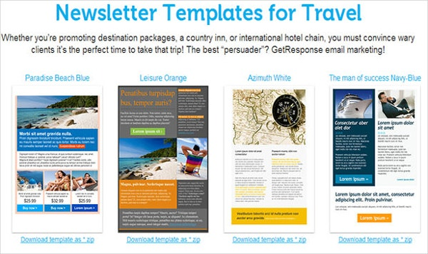 70+ Best Newsletter Templates 2016 | Free & Premium Templates