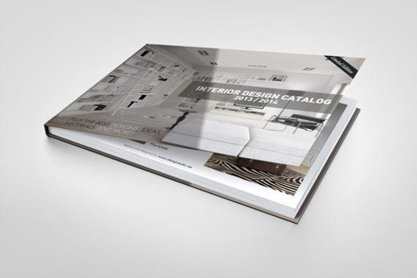 landscape book mock up1