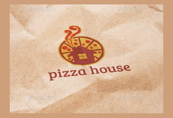logo of pizza house vector eps download