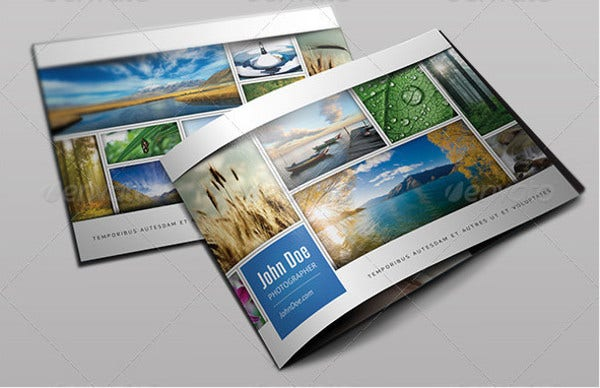 bi fold brochure download