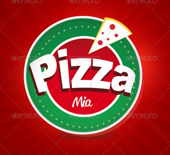 logo pizza mia download