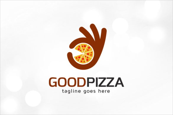 good pizza logo template1