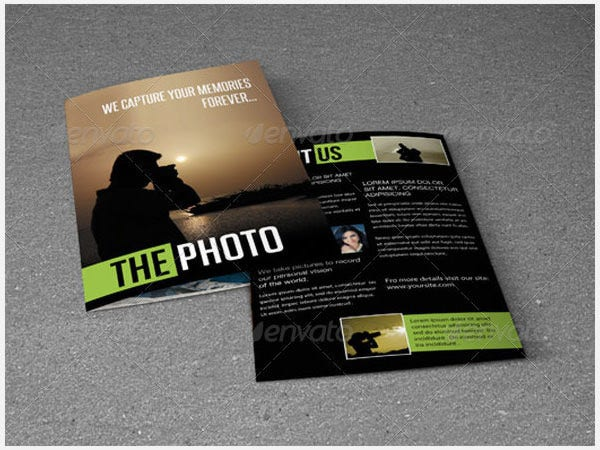 bi fold brochure photo template1