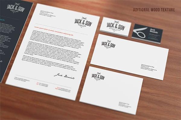 letter head design1