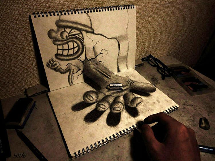 3D Drawing - Dealings