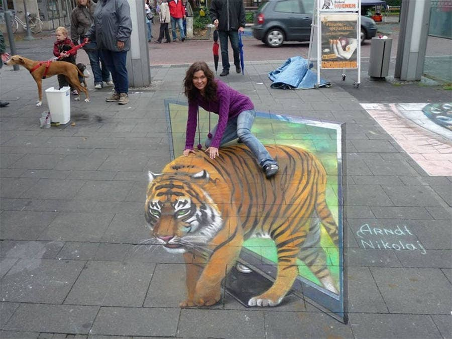 100 amazing street art paintings with 3d effects free premium