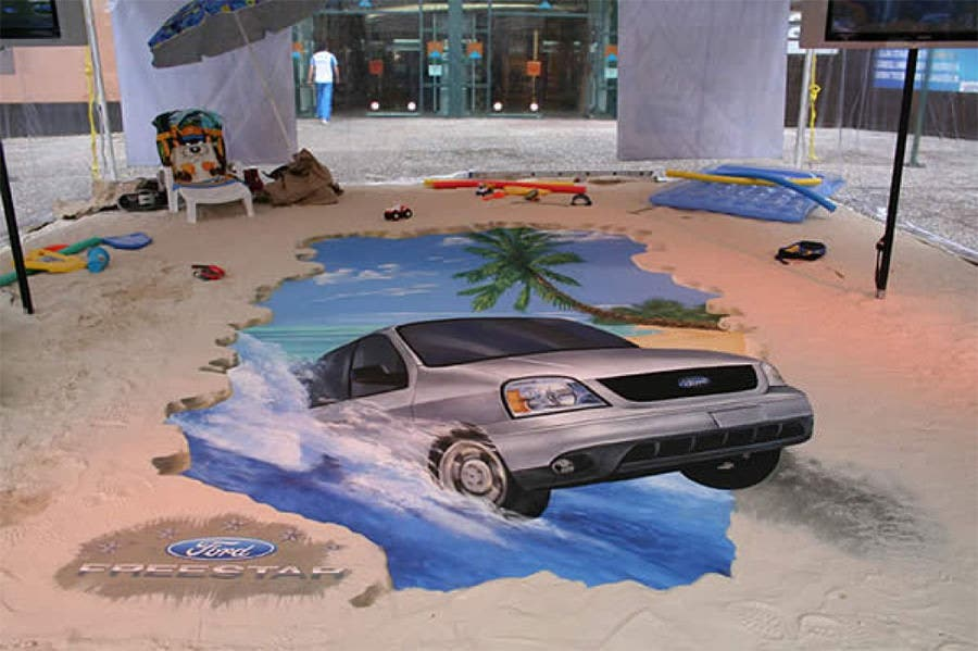 3d street art painting21