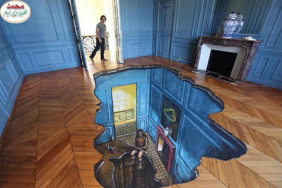 3d floor