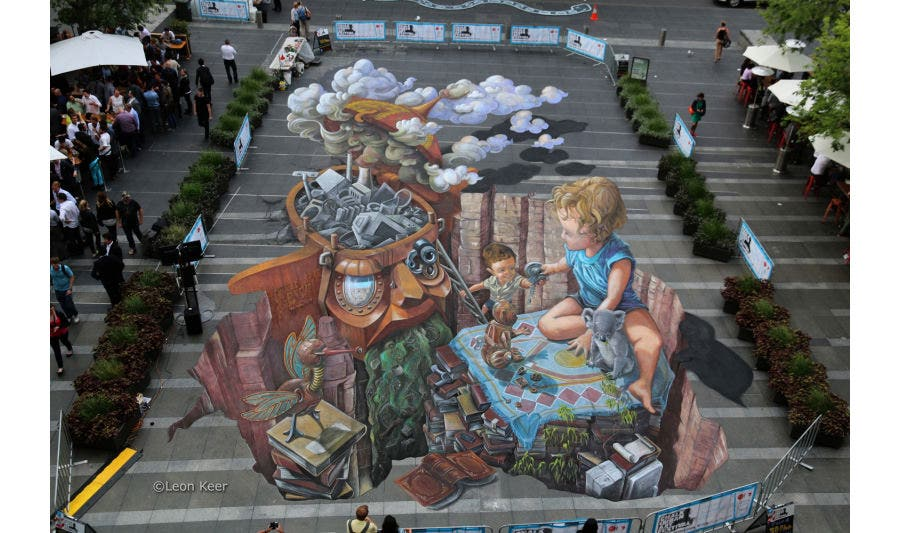 3d street art sydney copy