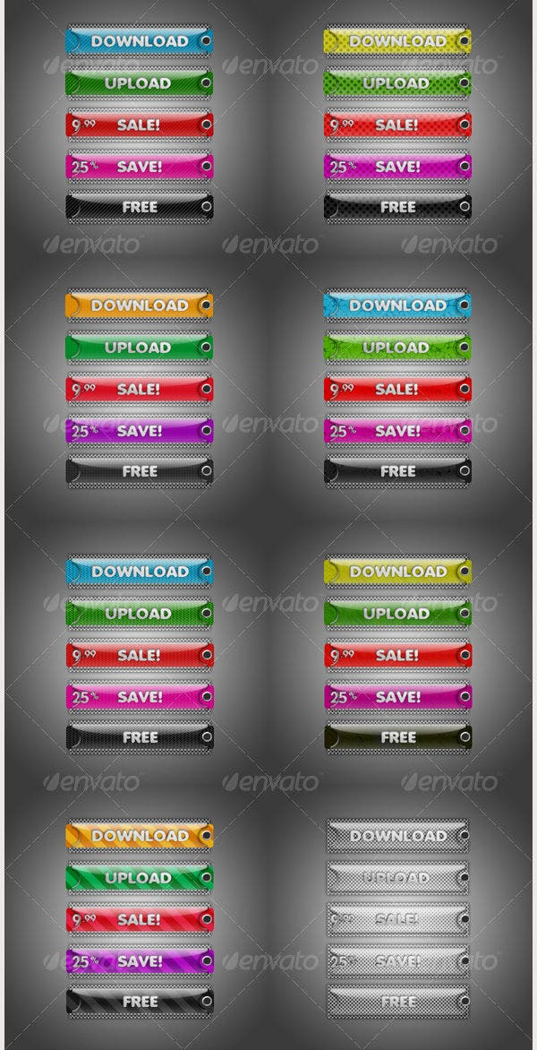 40 candy tags button version 2