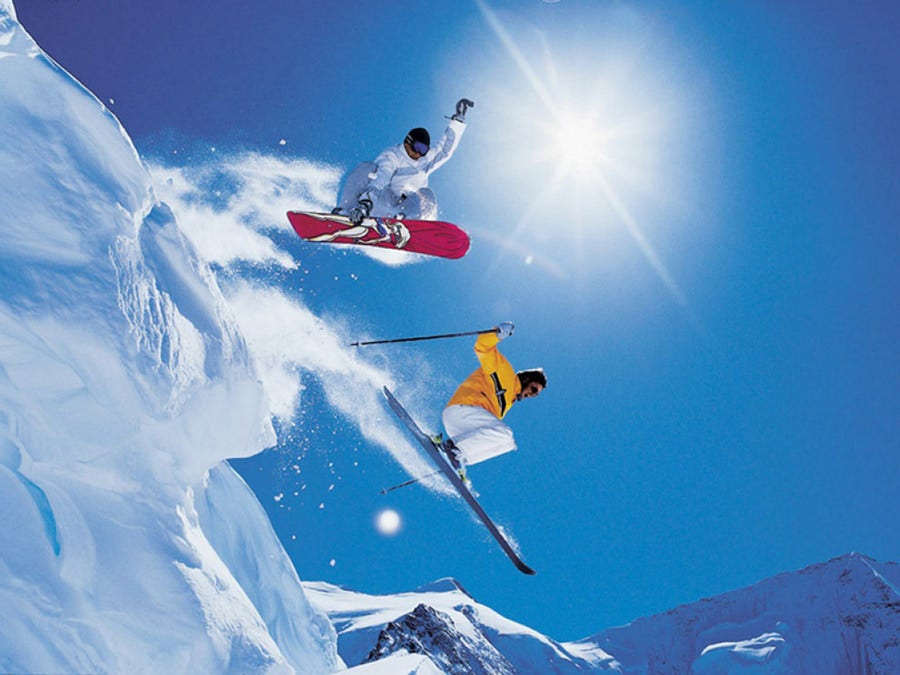 784 ski and snowboard free ipad hd wallpaper