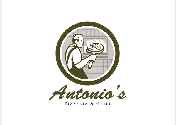 Antonio's Pizzeria Logo