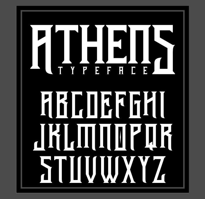 athens typeface1