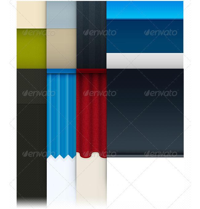 backgrounds web kit