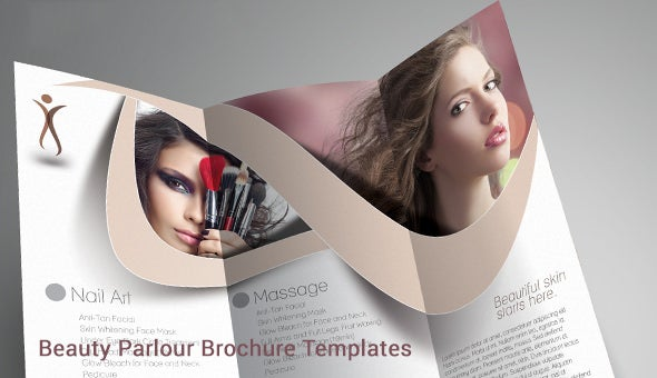 36 Beauty Parlour Brochure Templates Psd Indesign Free Premium Templates