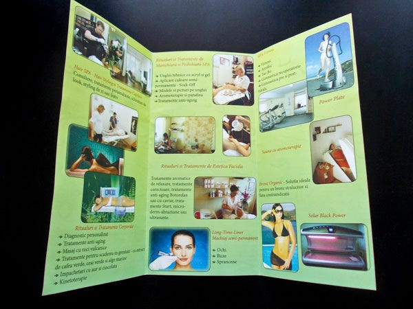 beauty salon brochure1