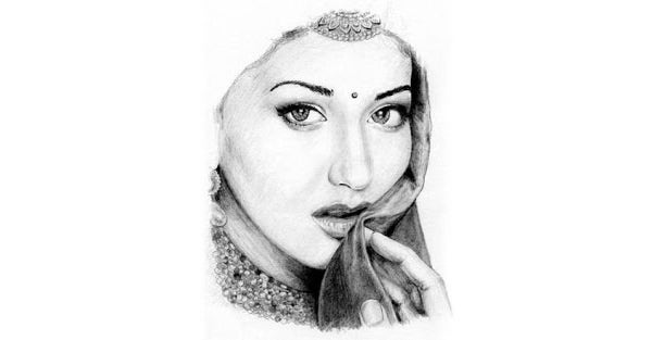 best celebrity pencil sketch 17 copy copy