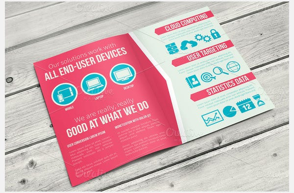 good brochure templates - printable bi fold brochure template 67 free word psd