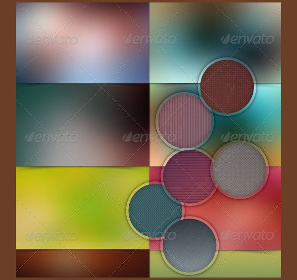 blur backgrounds pattern overlays