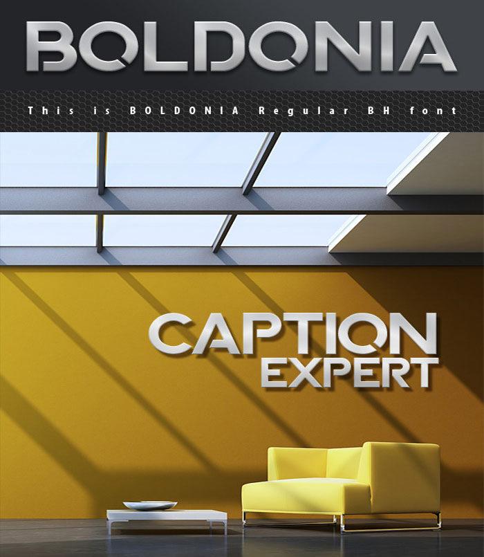 boldonia regular bh1