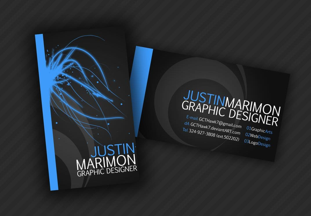 Free Business Card Templates Download Word