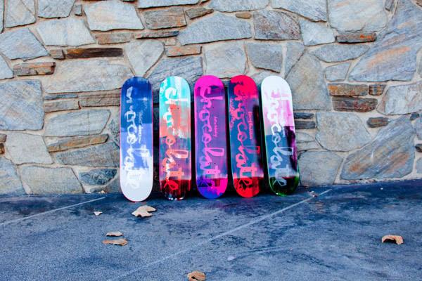 chocolate skateboards 2