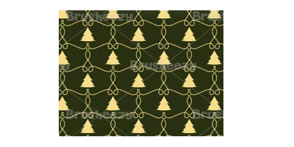 christmas tree photoshop pattern