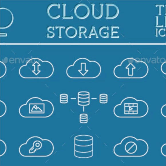 cloud storage icon2