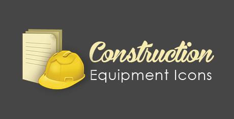 constructionequipmenticons