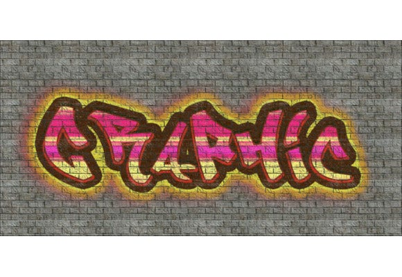 cute graffiti style font