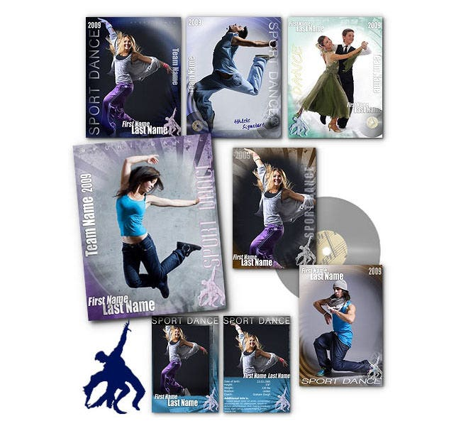 dance signature poster