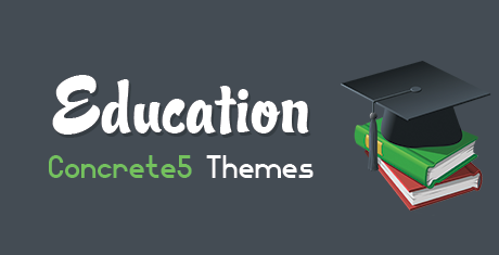 education concrete5 themes