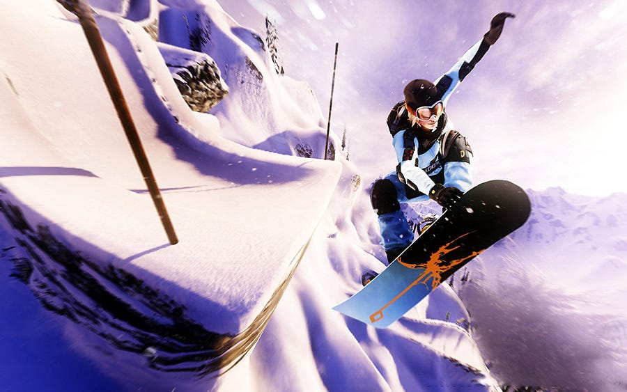 elise riggs deadly descents ssx widewallpapershd 1920x1200 copy