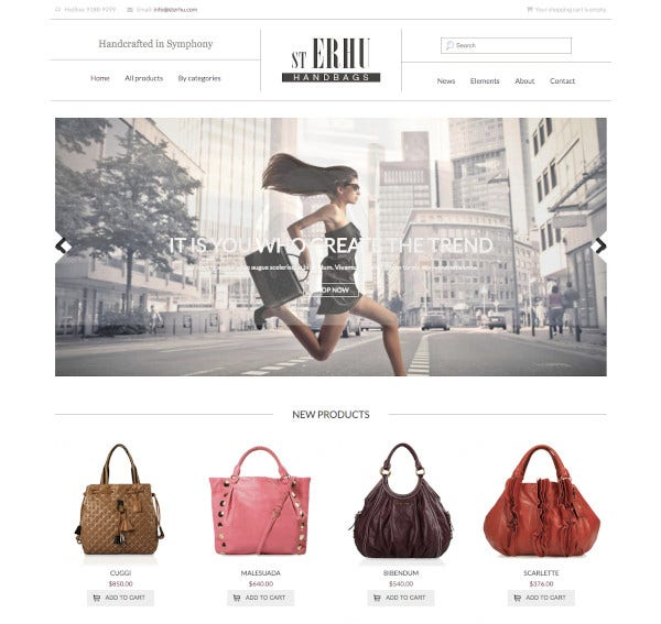 fashion drupal commerce theme