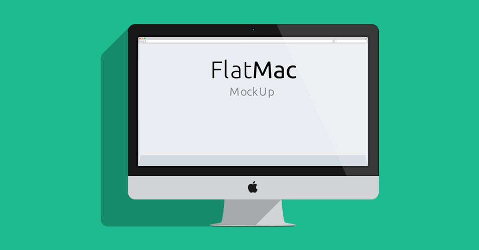 Flat iMac & Macbook