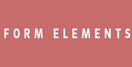 form elements1
