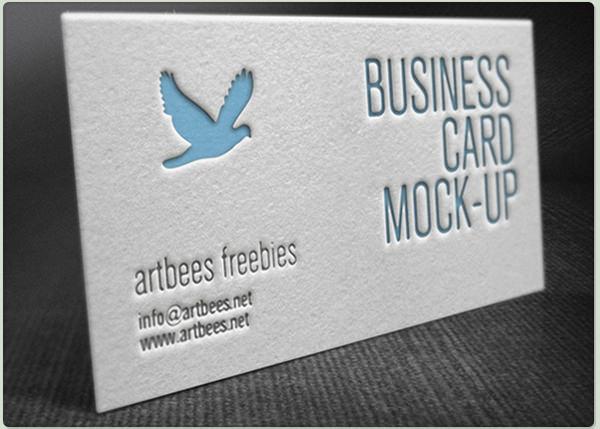 Letterpress business card solarfm silkscreen and letterpress business cards elegante press colourmoves
