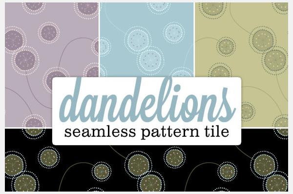 funky dandelion