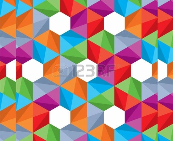 geometric pattern 6