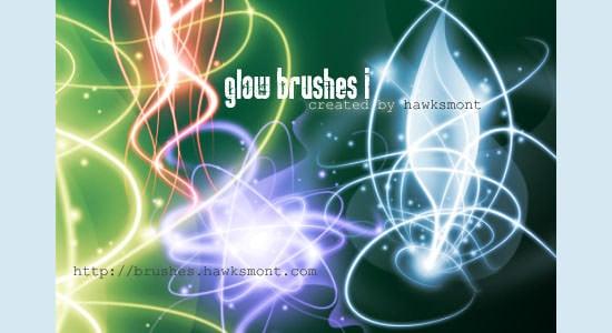 glow brushes