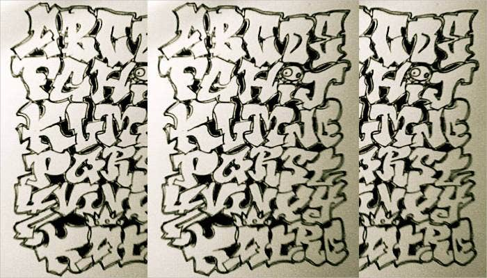 25 Premium Graffiti Style Fonts Free Download Free