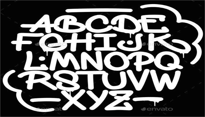 23+ Premium Graffiti Style Fonts Free Download | Free